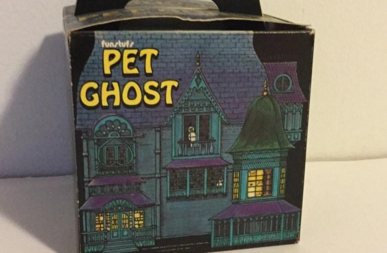 THE BASEMENT TOY BOX: FunStuf's Pet Ghost