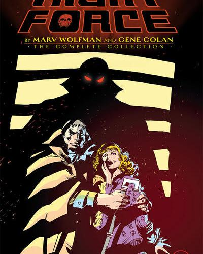 """THE BASEMENT BOOKSHELF: """"Night Force: The Complete Collection"""" by DC Comics"""