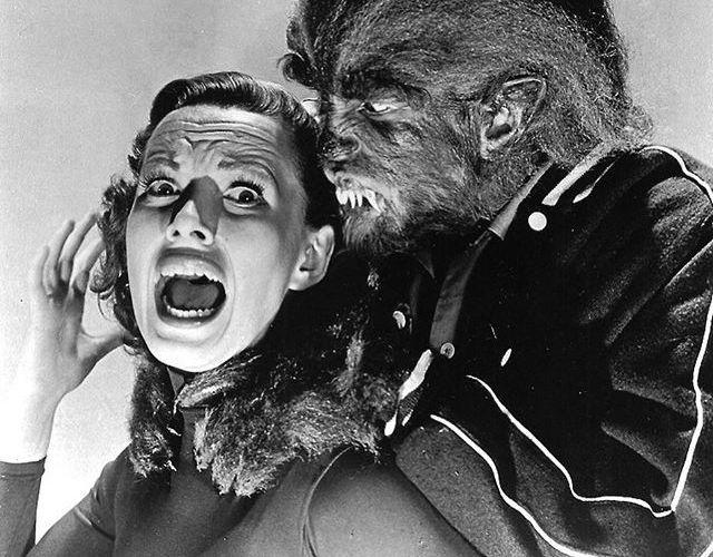 FILM BOOK OF FEAR: I Was A Teenage Werewolf (1957)