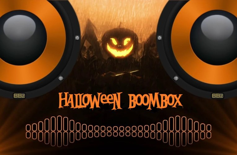 THE HALLOWEEN BOOMBOX: Seasonal Music To Die For Part 1
