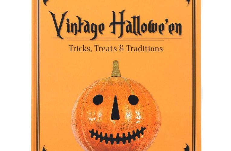 "THE BASEMENT BOOK SHELF: ""Vintage Hallowe'en by Robert S. Pandis and Heidi Pandis"
