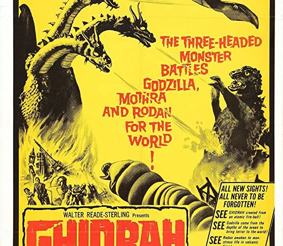 KAIJU KONNECTION: Ghidorah, The Three-Headed Monster (1965)