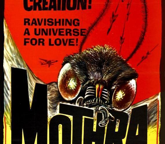 KAIJU KONNECTION: Mothra (1961)
