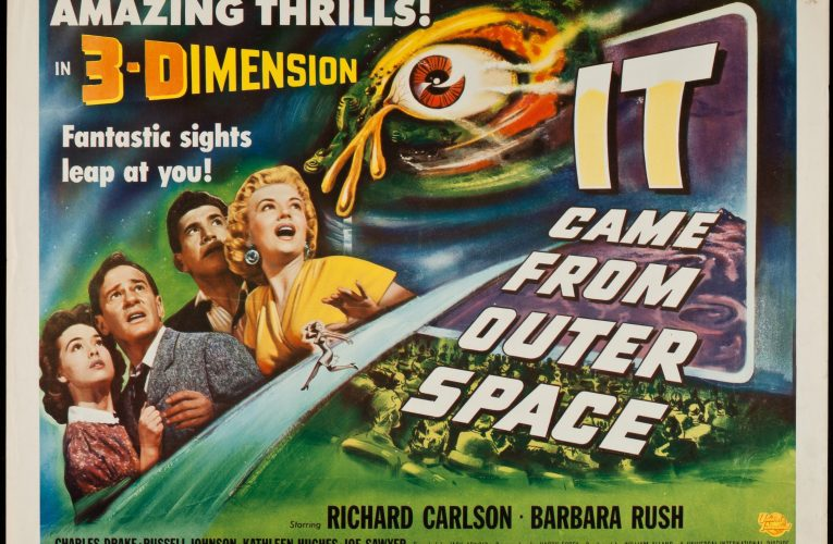 FILM BOOK OF FEAR: It Came From Outer Space (1953)
