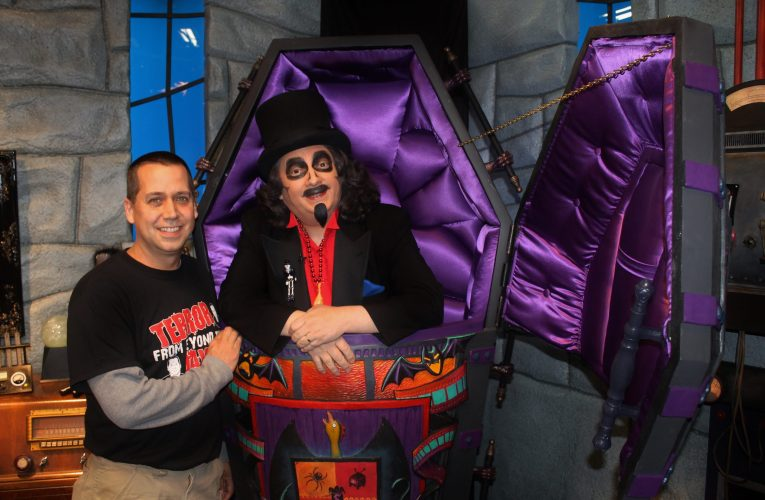 CELEBRITY INTERVIEW: Horror Host Svengoolie (aka Rich Koz)