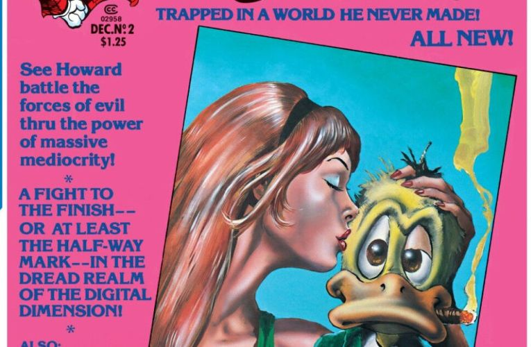 OFF THE RACK COMICS: Howard the Duck Magazine (1979-1981)