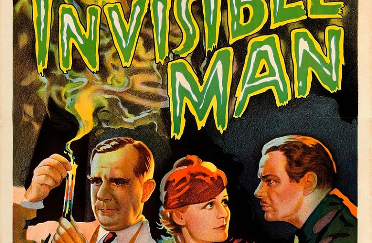 THIS SATURDAY ON SVENGOOLIE (February 13, 2021): The Invisible Man