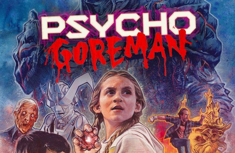 MONSTROUS MOVIE REVIEW: Psycho Goreman (2020)