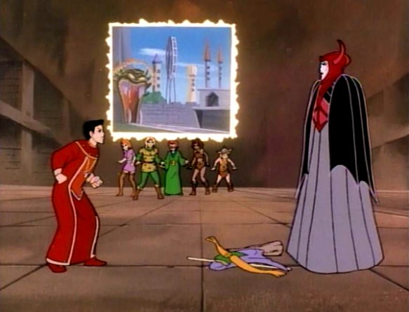 Image result for day of the dungeon master cartoon
