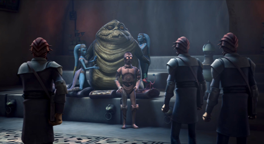 Star Wars: The Clone Wars (2008) Review |BasementRejects