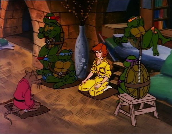 Teenage Mutant Ninja Turtles (Serie TV 2012) - Movieplayer.it
