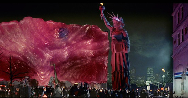 Image result for ghostbusters pink slime