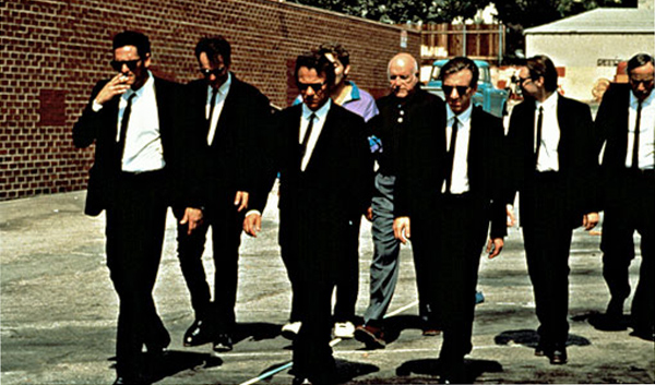 Reservoir Dogs (1992) Review |BasementRejects