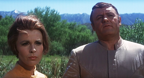 Image result for claire bloom and rod steiger