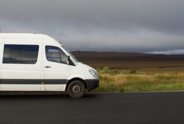 Vanlife Dream, Base Surf Lodge, Newquay heads to Scotland surfing