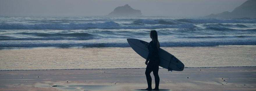 Base Surf Lodge Newquay Girl Surfer