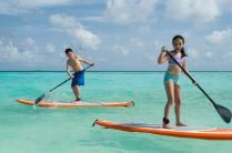 Club Med Kani_paddleboarding