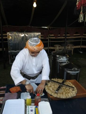 Lekker eten... momo's en linzensoep