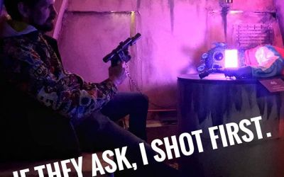 If they ask, I shot first