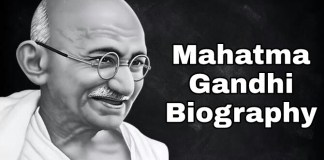 Mahatma Gandhi Biography In Hindi
