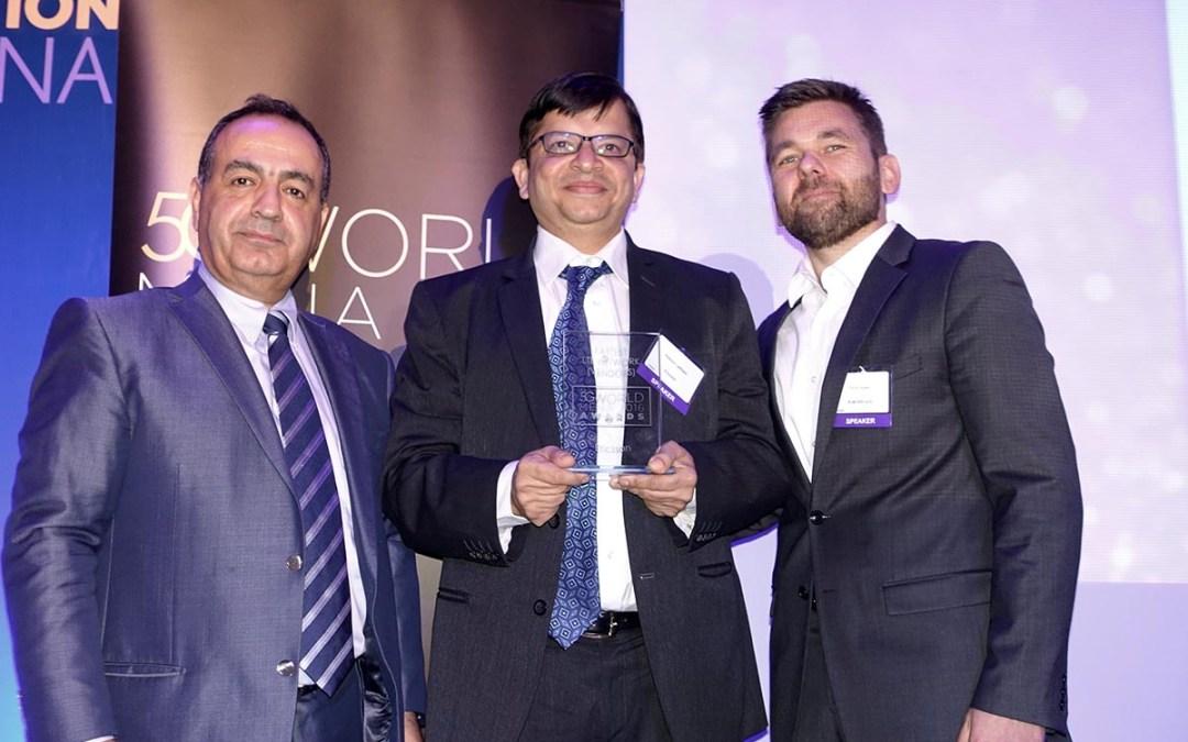 إريكسون تفوز بجائزة أسرع شبكة للجيل الرابع
