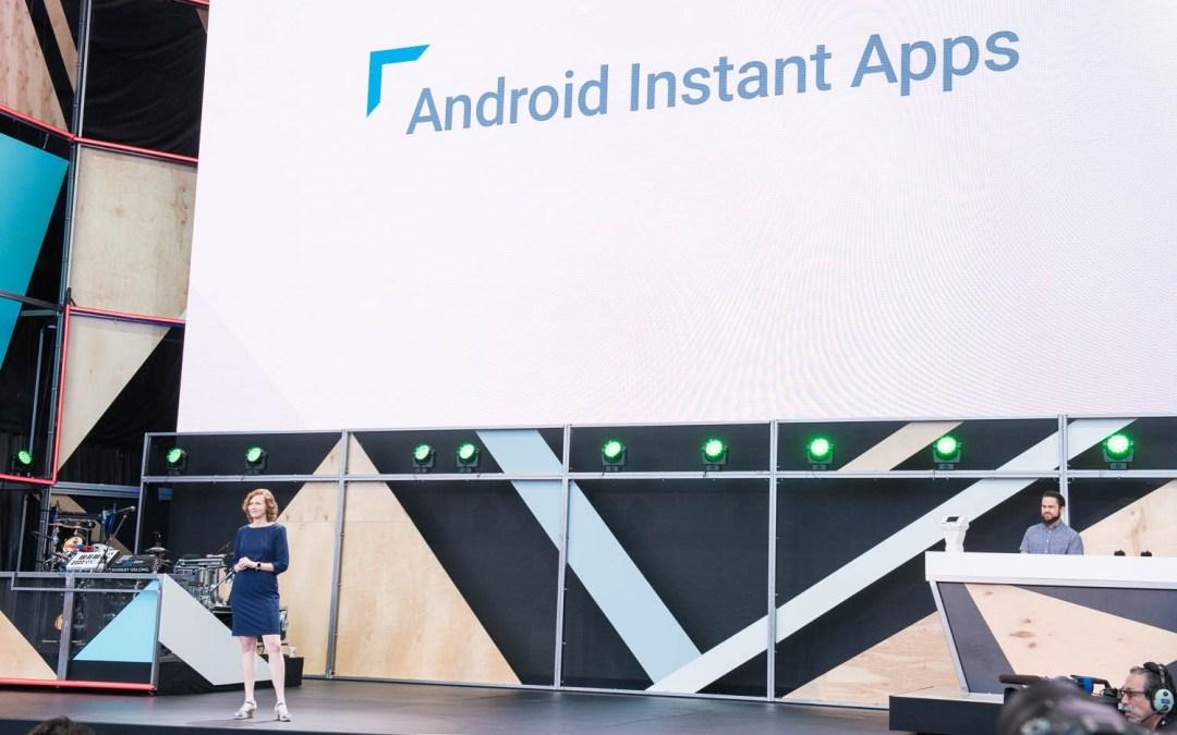 غوغل تتيح استخدام التطبيقات دون تثبيتها