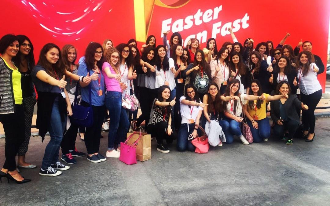 """ألفا تحيي """"اليوم العالمي للفتيات في مجال تكنولوجيا المعلومات والإتصالات"""""""