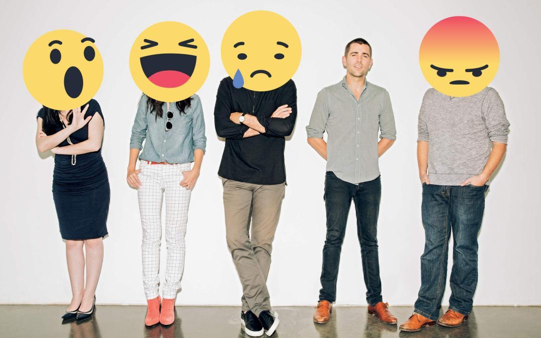 براءة اختراع لفيسبوك.. الوجه بدل الرموز التعبيرية