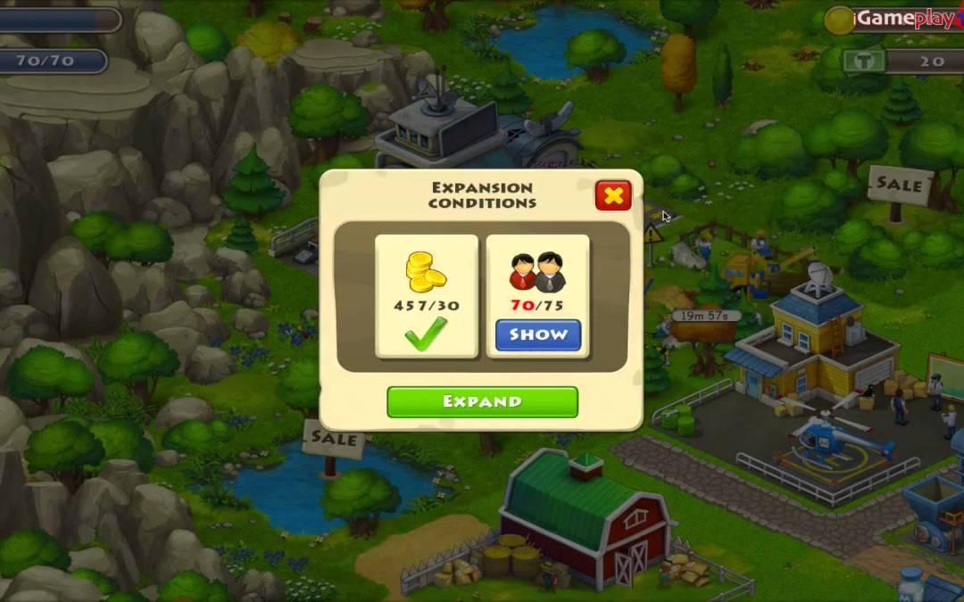 لعبة Township … ماذا لديك لتعطي من أجل أن تأخذ ؟