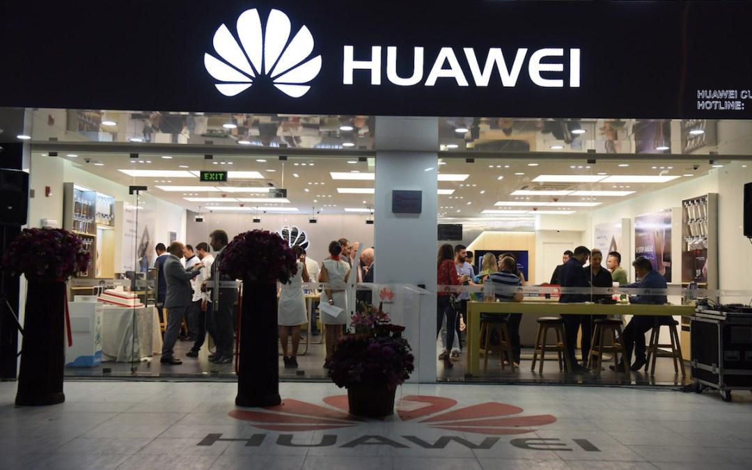 """شركة """"هواوي"""" تفتتح مركزها لخدمة الزبائن في بيروت"""