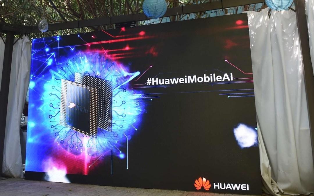هواوي تسعى الى إحداث ثورة مع تقديم أول شريحة متميّزة بذكاء اصطناعي AI