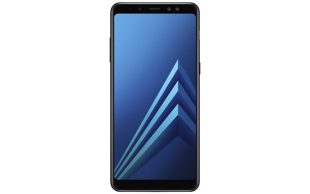 سامسونج تطلق مجموعة هواتف Galaxy A8