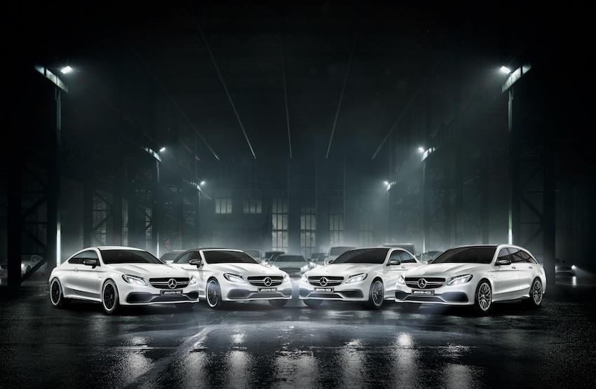 مرسيدس-بنز تحافظ على المركز الأول ضمن فئة السيارات الفاخرة في لبنان