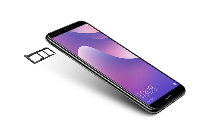Huawei Y7 Prime 2018  الهاتف الذكي الأنسب لجيل الشباب وصل الى لبنان