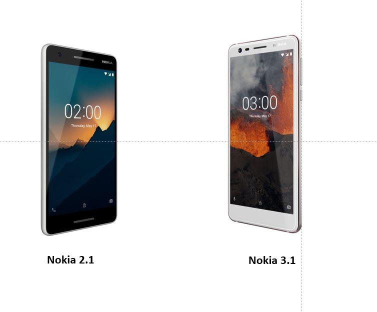 HMD العالمية تعزز شراكتها مع  Android تكنولوجيا سلسة وعصرية لمروحة واسعة من هواتف نوكيا الذكية