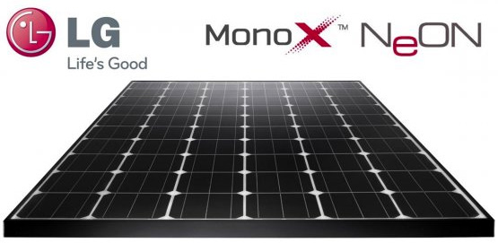 إل جي إلكترونيكس و الشمس معا من أجل بناء مستقبل أفضل