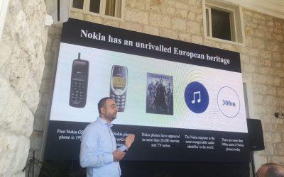 أحدث إصدارات هواتف نوكيا الذكية تصل إلى لبنان