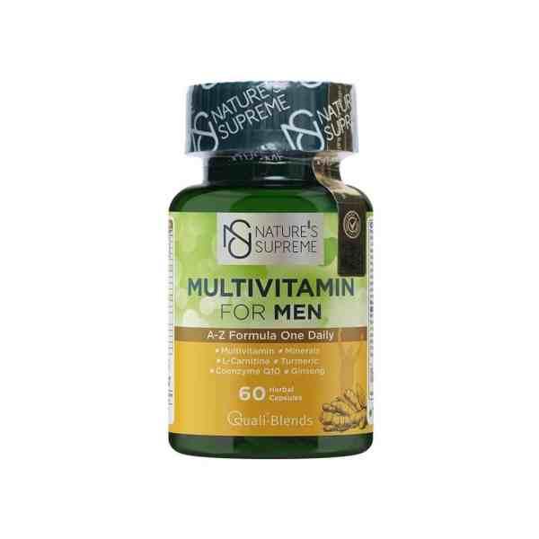 فيتامينات متعددة للرجال   60 كبسولة