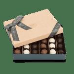 شوكولاته ترافلز 30 قطعة قهوة دنياسي
