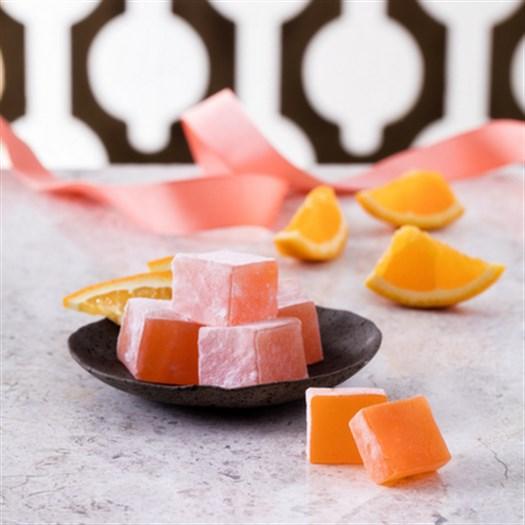 حلقوم بالبرتقال شرائح 1000 غرام