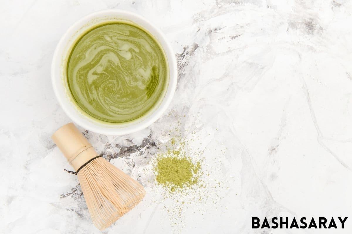 شاي الماتشا الياباتي