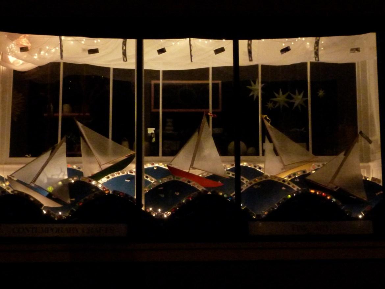 Ocean Spirit Installation by:Basheesima aka Basha Olson