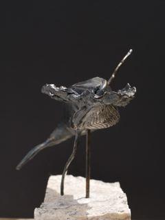 Mercy whale bronze Sculpture
