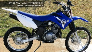 Ttr 125 Jetting And Air Box Mods  Best Image Of Jet