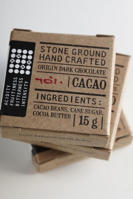 Chocolate Bar Packaging