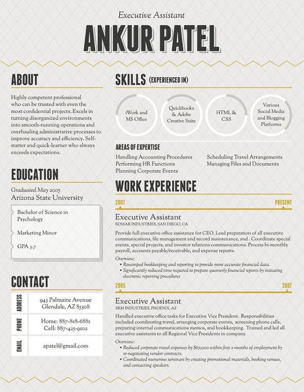 Amazing Collection Of Free CV Resume Templates How to get Taller    Best  Resume Help Websites     Hongkiat com