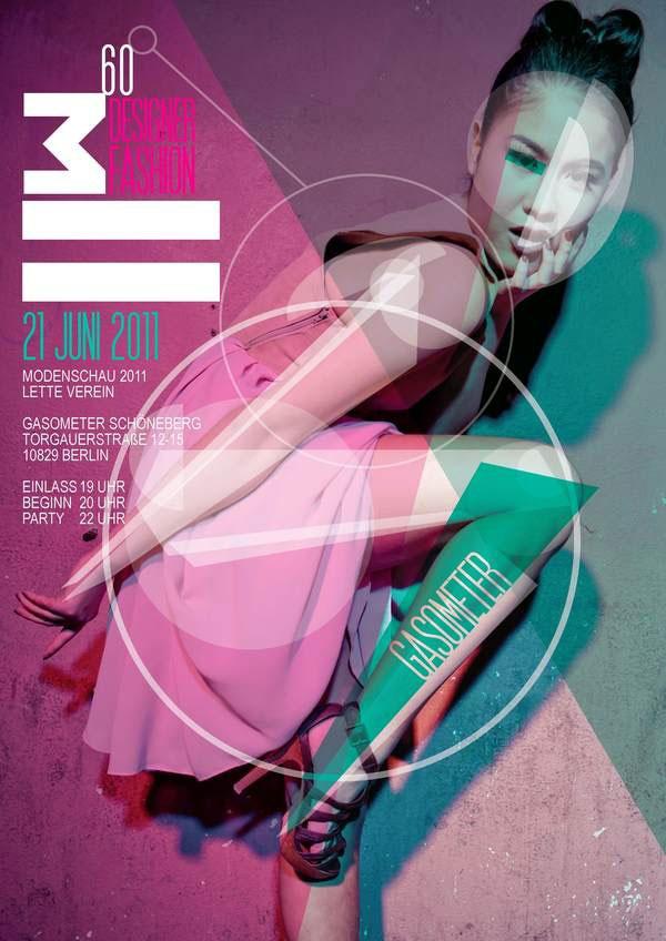 Poster - Fashion Show 360°