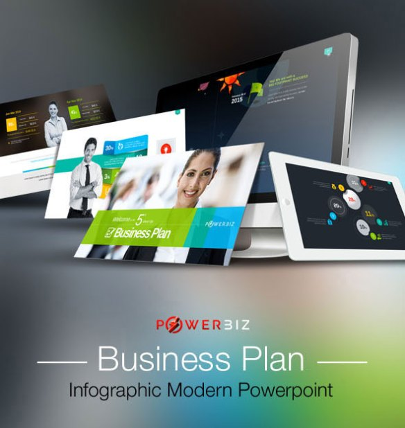 50 best powerpoint templates 2015 free web design tutorials business plan infographic powerpoint wajeb