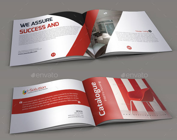 30 Eye Catching Psd Amp Indesign Brochure Templates Bashooka