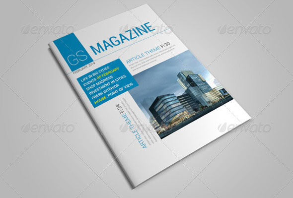 35 Best Magazine Template Designs Web Amp Graphic Design Bashooka